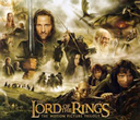 LORD OF THE RINGS Trilogy Poster